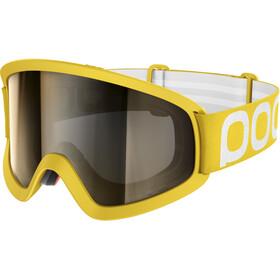 POC Ora Clarity Goggles sulphite yellow